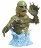 Universal Monsters The Creature from the Black Lagoon Bust Coin Bank