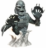 Universal Monsters Black & White The Creature from the Black Lagoon Bust Coin Bank