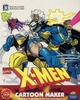 Knowledge Adventure X-Men Cartoon Marker CD-ROM Kit