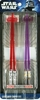 Star Wars Lightsaber Chopsticks Darth Maul & Mace Windu Set