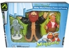 Palisades The Muppets Christmas Mini Muppets Set