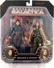 Battlestar Galactica Boomer and Athena Two Pack Action Figure Set