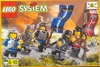 Lego 4805 Ninja Knights Mini Figures Box Set
