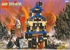 Lego 3053 Ninja Emperor's Stronghold Castle Box Set