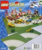 Lego 6321 Curved Road Plates