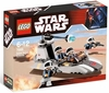 Star Wars Lego 7668 Rebel Scout Speeder Set