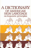 Dictionary of ASL on Linguistic Principles