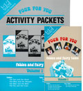 Four for You! Volume 1 Set, DVD & Activity Packet