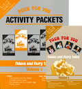 Four for You! Volume 2 Set, DVD & Activity Packet