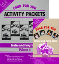 Four for You! Volume 5 Set, DVD & Activity Packet