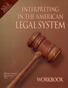 Legal System Workbook