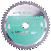 "Evolution 7"" Aluminum Cutting Blade for  EVO180V2 Saw"