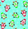 """Roly Poly Penguins 24""""x417'"""