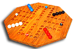 Quality Handcrafted Wooden Game Boards