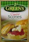 Green's Scone Mix