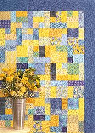 Yellow Brick Road Quilt Pattern by Atkinson Designs ATK-126