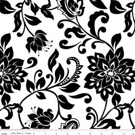 Mystique Main White Yardage by Lila Tueller for Riley Blake Designs SKU# c3080-white