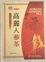 Korean Ginseng Tea N