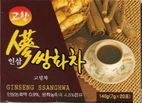 Korean Ginseng Ssanghwa Tea T