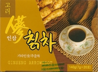 Korean Ginseng Arrowroot Tea