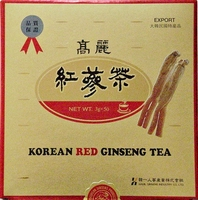 Red Ginseng Tea J