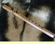 Native American Flute - Walnut Turtle