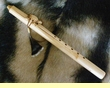 Native American Flute - Natural Turtle