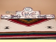 "Zapotec Rug Hanger Wall Decor 30"" -Geckos  (RH21)"