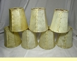 Rawhide Lamp Shade -  Odd Lot Discounts