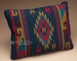 Zapotec Indian Southwest Wool Pillow 16x14 (o)