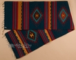"Zapotec Indian Southwest Table Runner 15""x80"" (b12)"