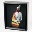 Southwestern Art Shadow Box -Chief (sb3)
