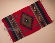 "Southwest Zapotec Indian Rug 23""x39"" (92)"