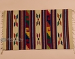 "Southwest Zapotec Rug Wall Hanging 23""x39"" (62)"