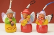 Andean Indian Christmas Ornament Set -Angels