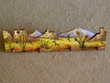 Painted Western Coat Hat Rack - Saguaro 24""
