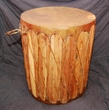 "Tarahumara Indian Cedar Drum 22""x26"""
