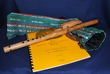 Native American Flute - Cherry Wood, Guillermo Martinez  (3)