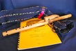 Native American Flute - Cherry Wood, Guillermo Martinez  (4)