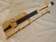 Tarahumara Indian Violin - Tarahumara Head Top