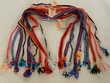 Native Tarahumara Indian Headbands & Dolls -Lot Of 10