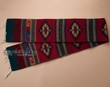 "Zapotec Indian Southwest Table Runner 10""x80"" (u)"