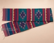 "Southwest Zapotec Indian Table Runner 10""x80"" (a14)"