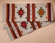 "Zapotec Indian Mexican Table Runner 15""x80"" (b26)"