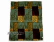 "Southwestern Lodge Fleece Throw 50""x62"" -Cabin  (ft2)"
