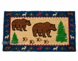 "Mountain Cabin Door Mat - Country Bear 16""x28""  (DM6)"