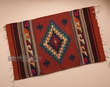 "Southwest Zapotec Area Rug 23""x39"" (137)"