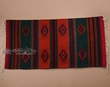 Southwestern Zapotec Indian Rug 30x60  (70)