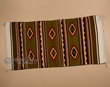 "Southwest Zapotec Indian Rug 30""x60""  (47)"
