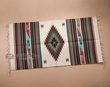 "Southwestern Zapotec Indian Rug 30""x60"" - 29"